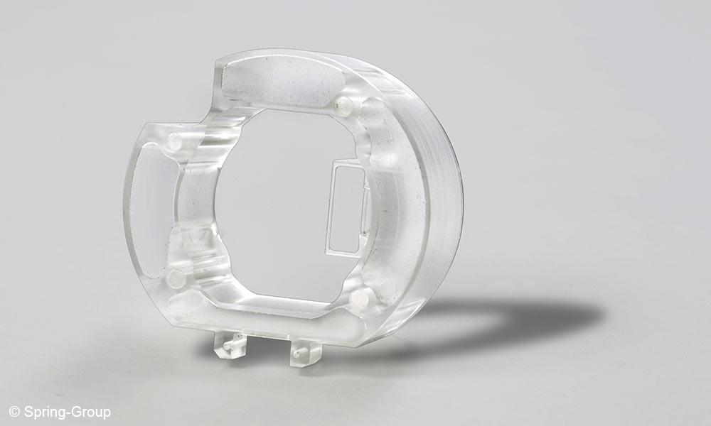 usinage plastique
